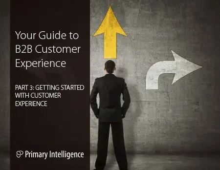 eBook: B2B Customer Experience 3