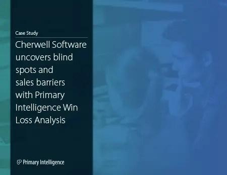 Case Study: Cherwell Software