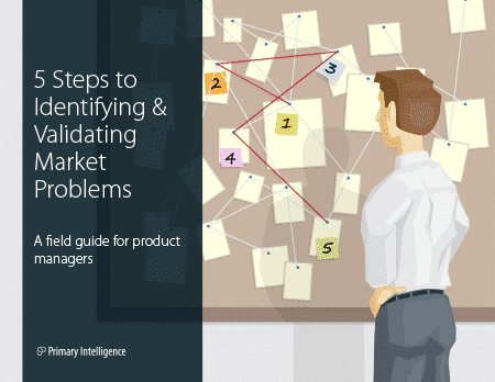 eBook: 5 Steps to Market Problems