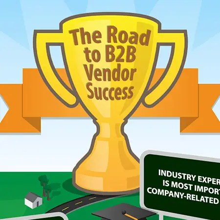 Infographics: B2B Vendor Success