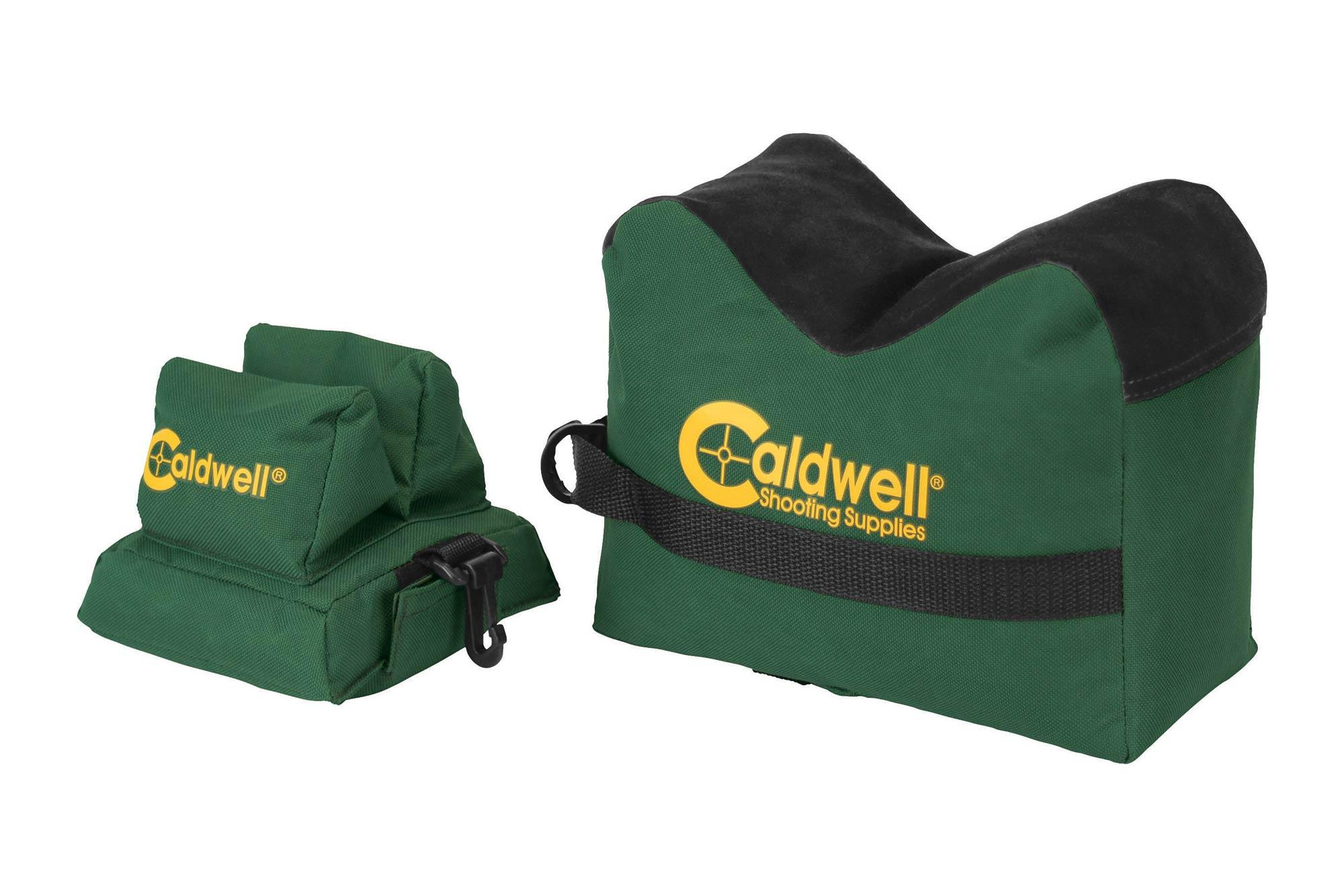 Caldwell Deadshot Shooting Bags Front Rear And Combo