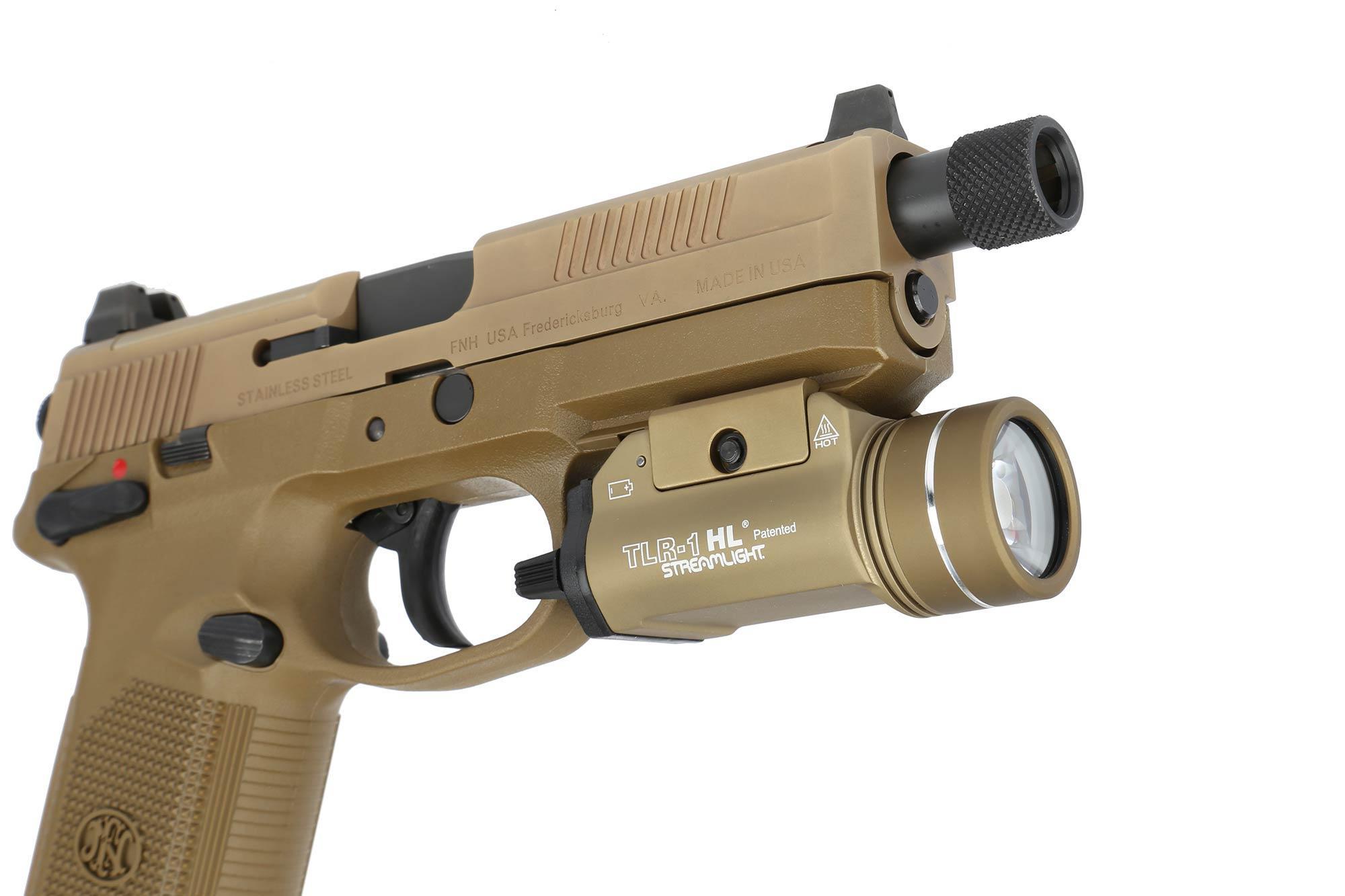 Streamlight TLR1 HL 800 Lumen Tactical Weapon Light