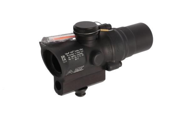 Trijicon Acog 1.5x16s High Compact Scope - Dual Illuminated Acss Cqb-m5 Red Ta44-400306