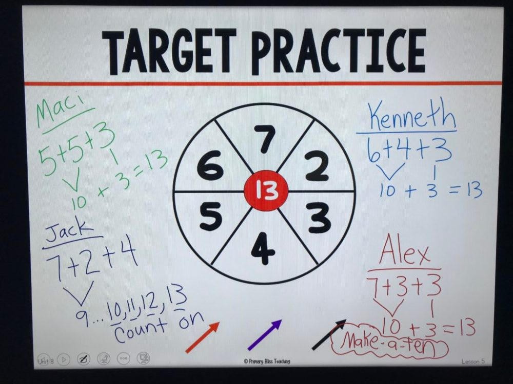medium resolution of 5 Number Talks to Try This Week   Primary Bliss Teaching