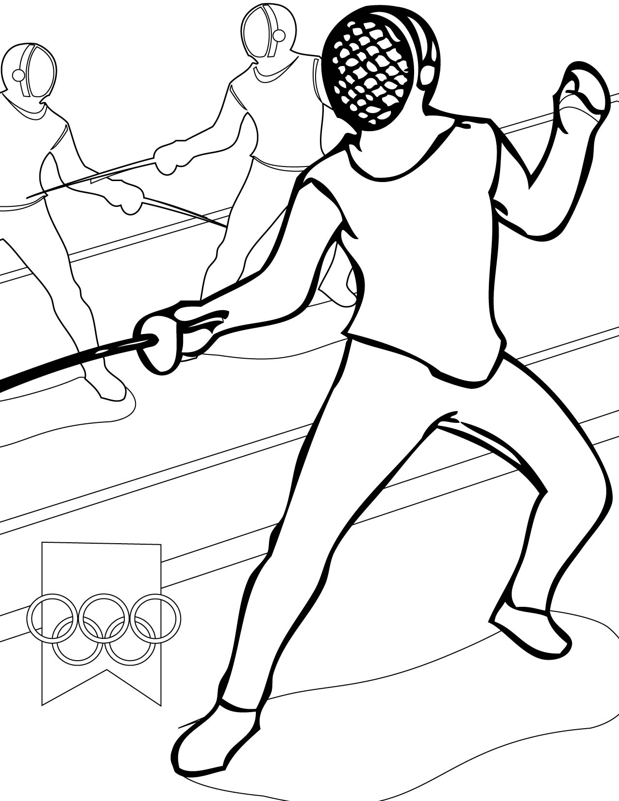 Handipoints Coloring Pages