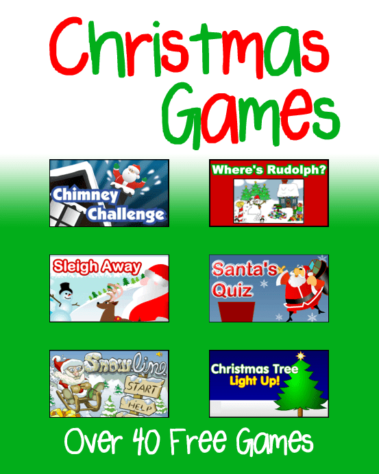 christmas games primarygames play