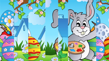 Easter Mix Puzzle PrimaryGames Play Free Online Games