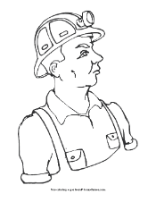 Labor Day Coloring Pages • FREE Printable PDF from