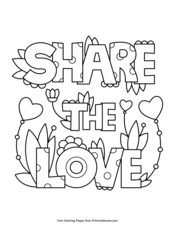 Martin Luther King, Jr. Day Coloring Pages • FREE