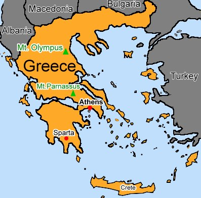 greece today for kids