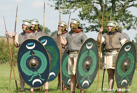 Image result for roman auxiliary shield