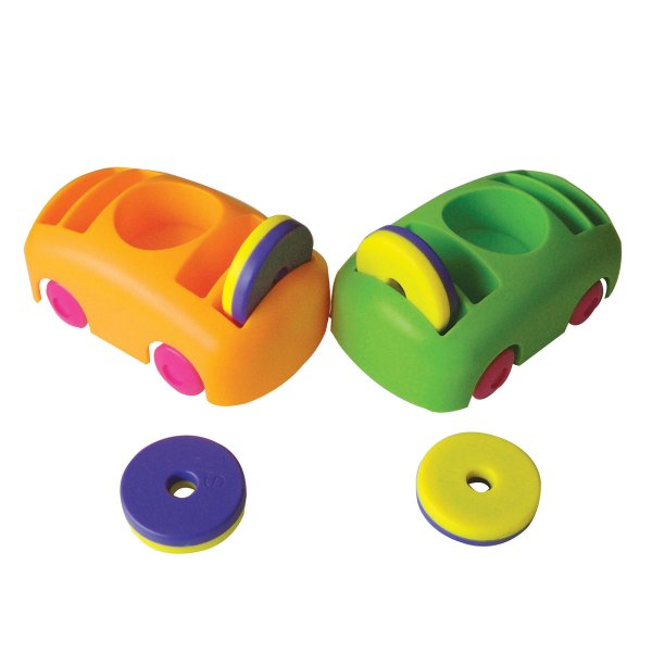 Bumper Car And Ring Magnet Set Cd50183 Primary Ict Schools Early Years