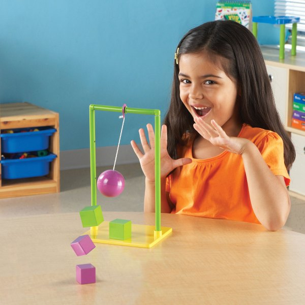 Stem Force And Motion Activity Set - Learning
