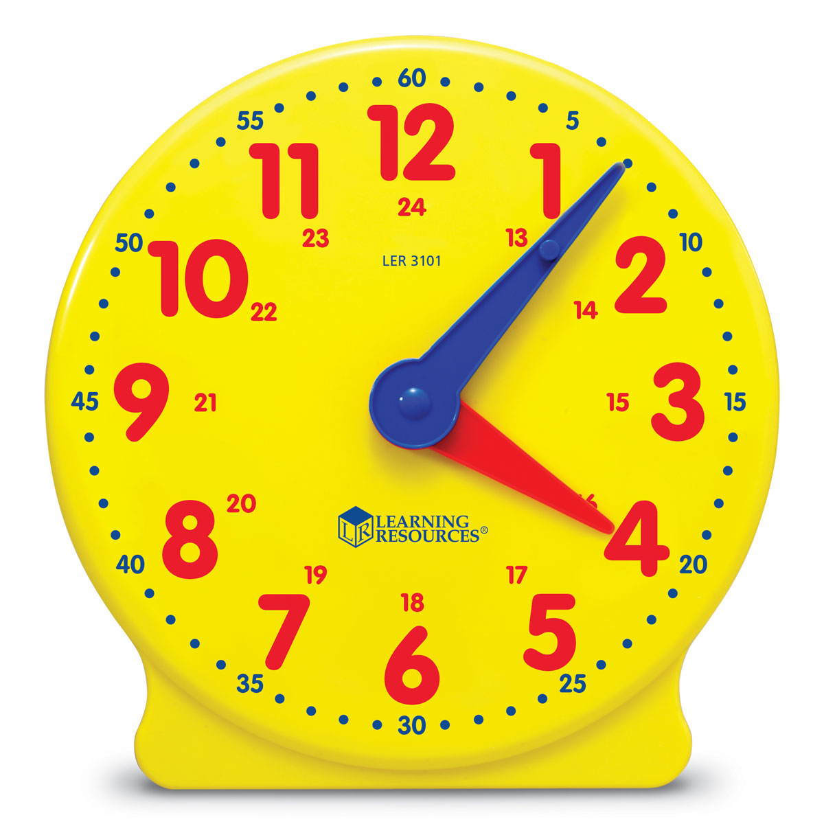Big Time 24 Hour Geared Student Clock