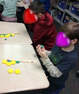 Symmetry with Pattern Blocks