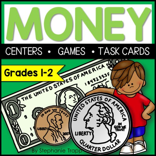 small resolution of Money Activities for Second Grade - Primary Theme Park