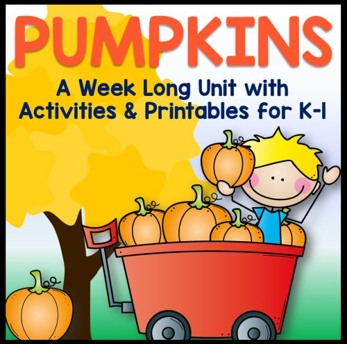 small resolution of pumpkin unit for kindergarten and first grade
