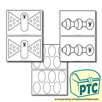 Gross Motor / Fine Motor Activities / P.E. Resources