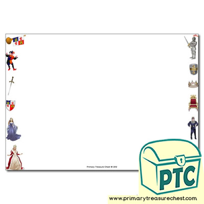Tourist / Medieval Castles and Dragons Role Play Resources