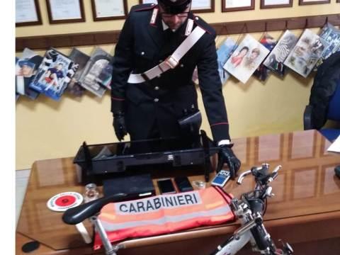 CRONACA RAGUSA - Vittoria, saccheggiava centro accoglienza: arrestato. Carabinieri allertati da alcuni migrati della struttura.