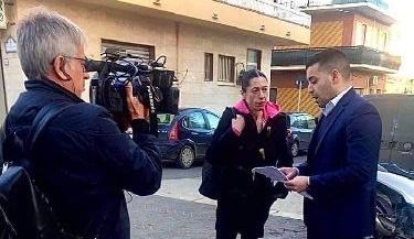 Gerardina Trovato sfrattata