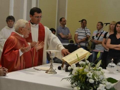 Caltagirone, cento anni don Francesco Contrafatto