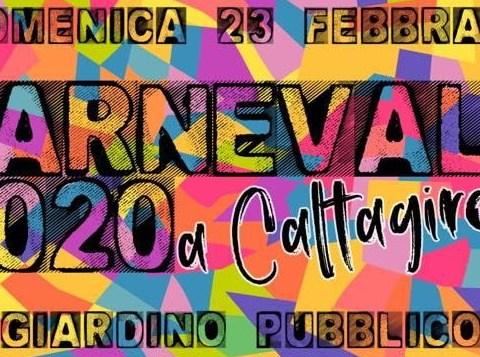 Carnevale 2020 a Caltagirone