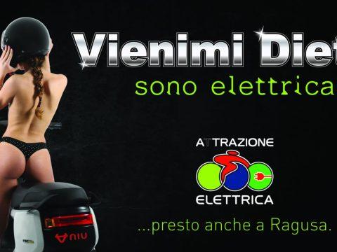 Ragusa, sindaco contro pubblicità sessista Vienimi dietro