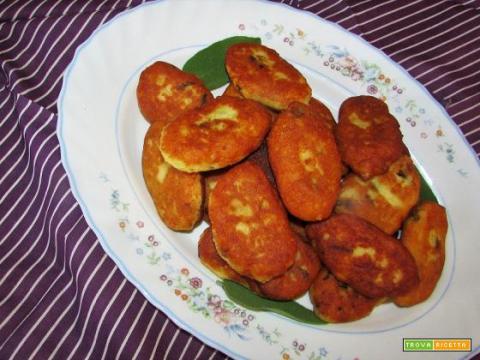 Ricette veloci - polpette di patate