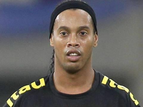 Arrestato Ronaldinho in Paraguay