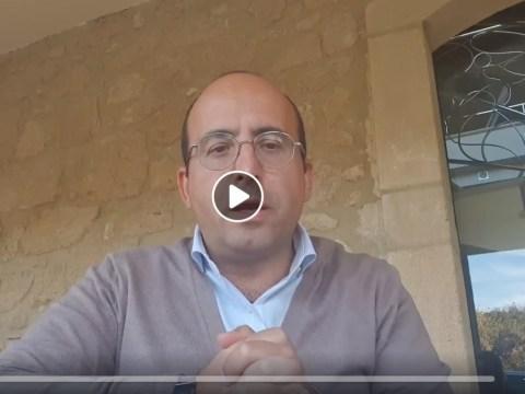 Mineo, messaggio 1 aprile sindaco Giuseppe Mistretta