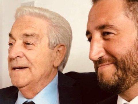 lutto per Giancarlo Cancelleri
