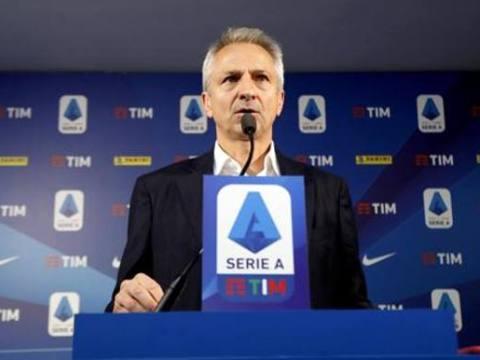 Serie A riparte