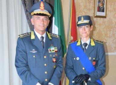 Caltagirone, tenente Alessia Di Caro nuova comandante Guardia di Finanza