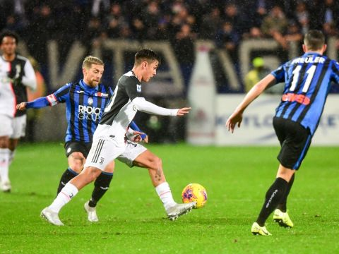 Juventus Atalanta diretta TV e Streaming