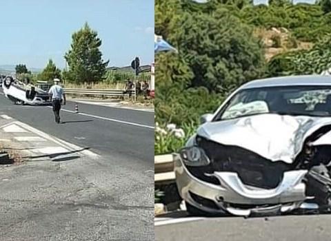 incidenti sul Siracusano