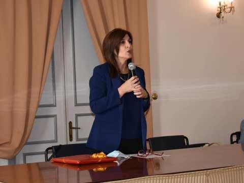 vicesindaco comune di Caltagirone, Sabrina Mancuso