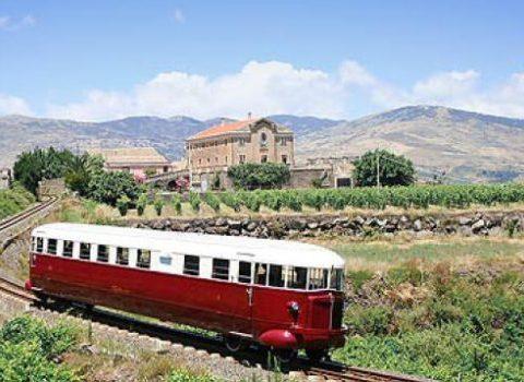 I Treni storici del gusto Sicilia 2020 Caltagirone protagonista con il Treno della Ceramica. Ecco il programma della manifestazione