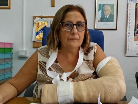 dirigente Adele Puglisi, I.C. Maria Montessori di Caltagirone (CT)