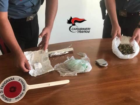 Trapani Alcamo arrestato Roberto Paduvano Castellamare del Golfo