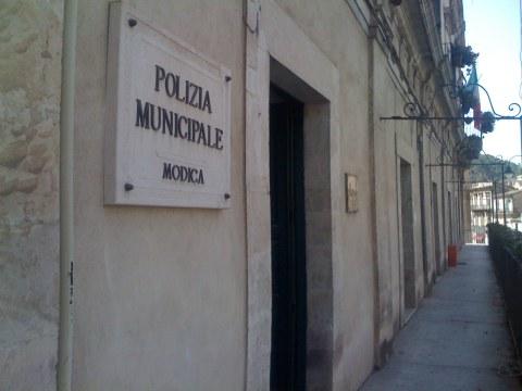 comando polizia municipale Modica