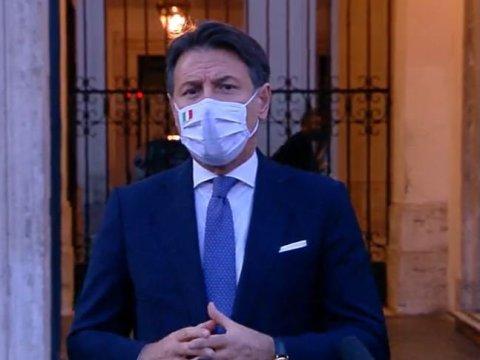 nuovo Dpcm Giuseppe Conte