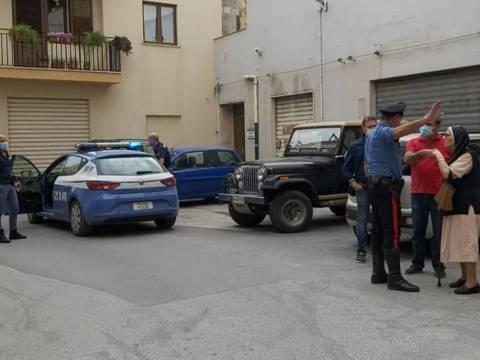 Mazara del Vallo, urla e semina panico al convento mentre le suore mentre stavano mangiando, immediato l'intervento delle forze dell'ordine