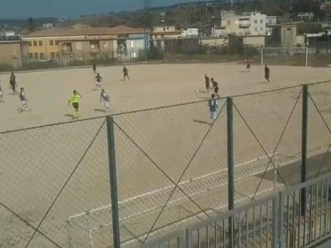 Prima categoria, Girone F, Città di Caltagirone vs Cremisi Scicli