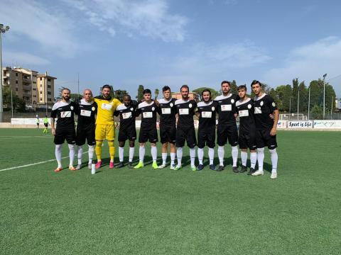 Promozione, Girone D - Manita del Mazzarrone Calcio al Vittoria