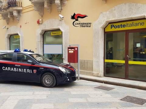 Trapani, carabinieri scoperta truffa poste