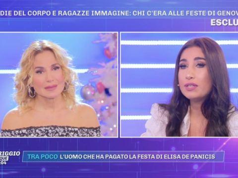 Caltagirone Giulia Napolitano sequestrata picchiata Pomeriggio 5