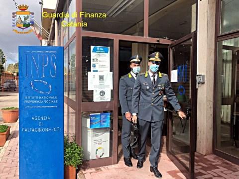 Caltagirone, scommesso 130mila euro, prendeva Reddito di Cittadinanza scoperto dal Comando Provinciale della Guardia di Finanza di Catania.