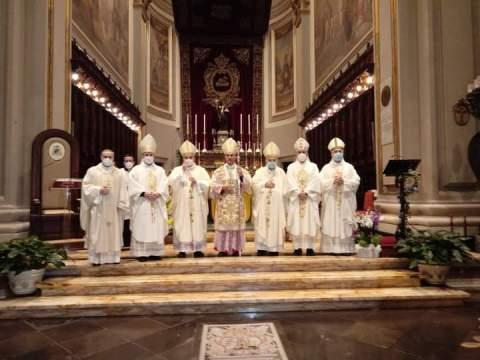 La Diocesi di Ragusa saluta e ringrazia il suo vescovo Cuttitta con una celebrazione eucaristica di grande commozione