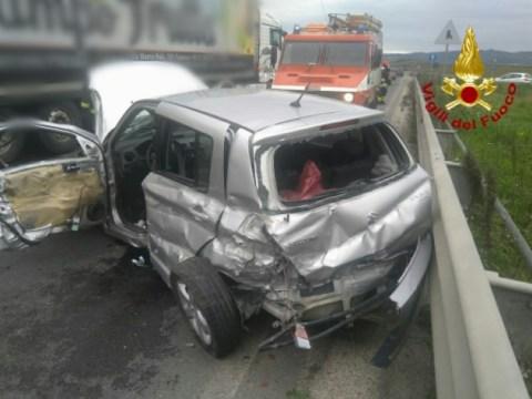 incidente stradale Caltagirone